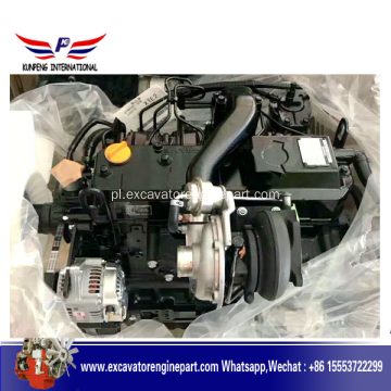 Yanmar Diesel Engine 4TNV94L do koparek